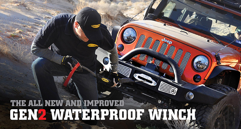 Smittybilt Winches & Trail Accessories
