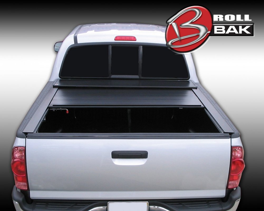 RollBAK G2 Retractable Tonneau Cover
