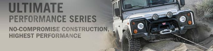 Jeep, Truck & SUV Winches