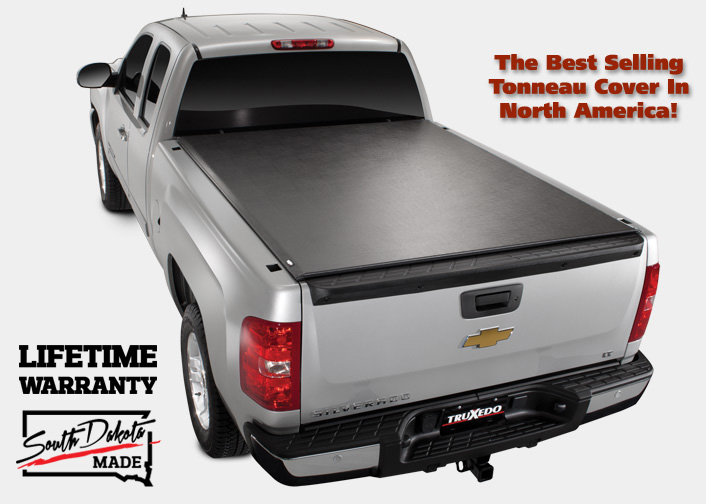 TruXedo Lo Pro QT®: #1 Selling Soft Roll-Up Tonneau Cover