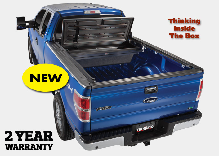 TonneauMate: The Perfect Mate For Your Tonneau Cover