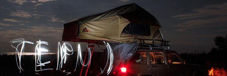 Tepui Tents High-Quality Roof Top Tents