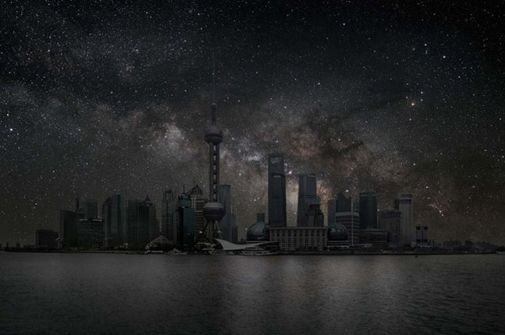 """Shanghai 31° 14′ 39"""" N 2012-03-19 Lst 14:42"""