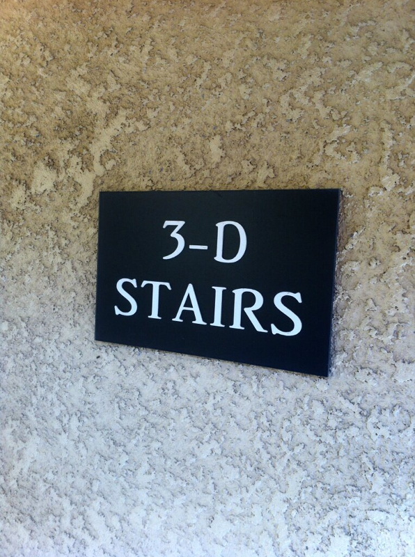 3D Stairs.