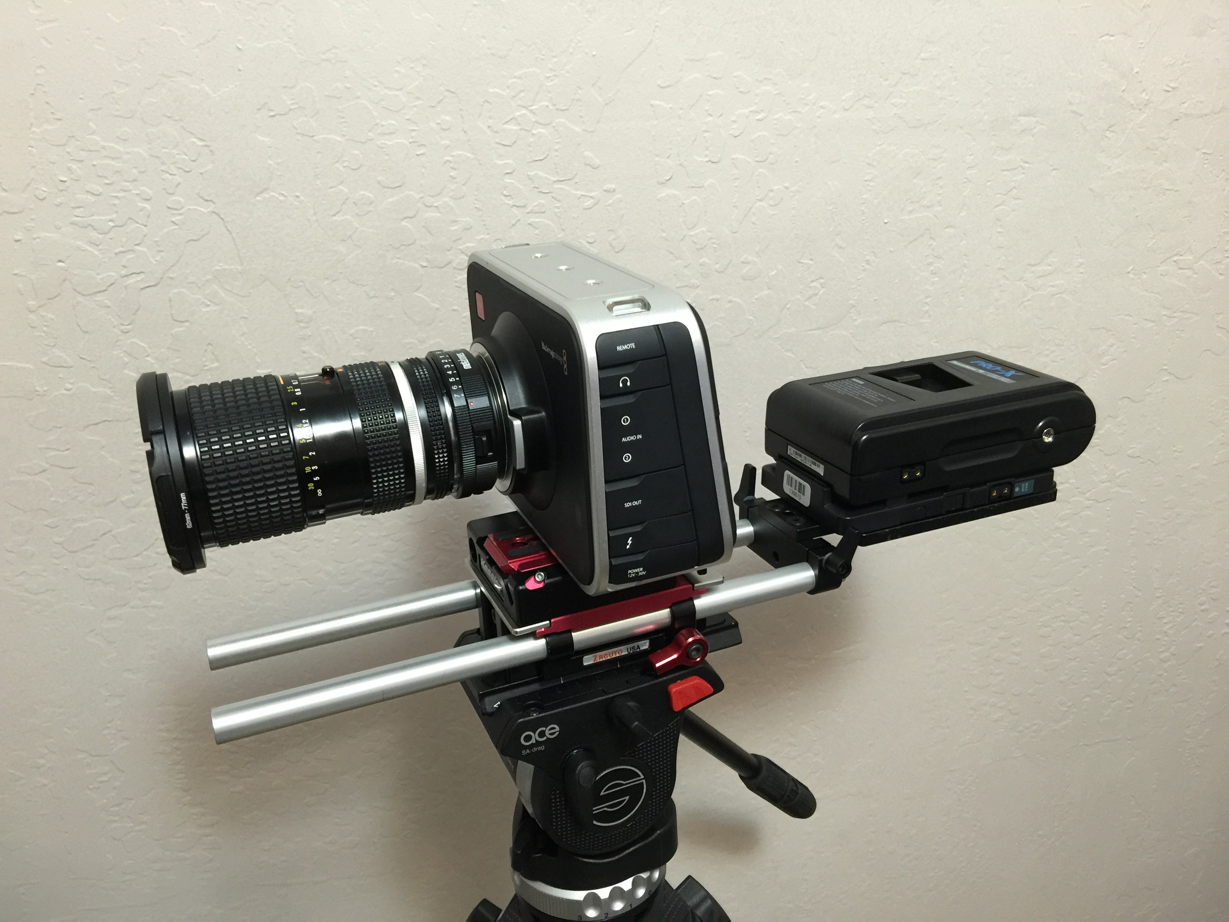 Quick release camera body from tripod to gimbal, jib, slider, etc.