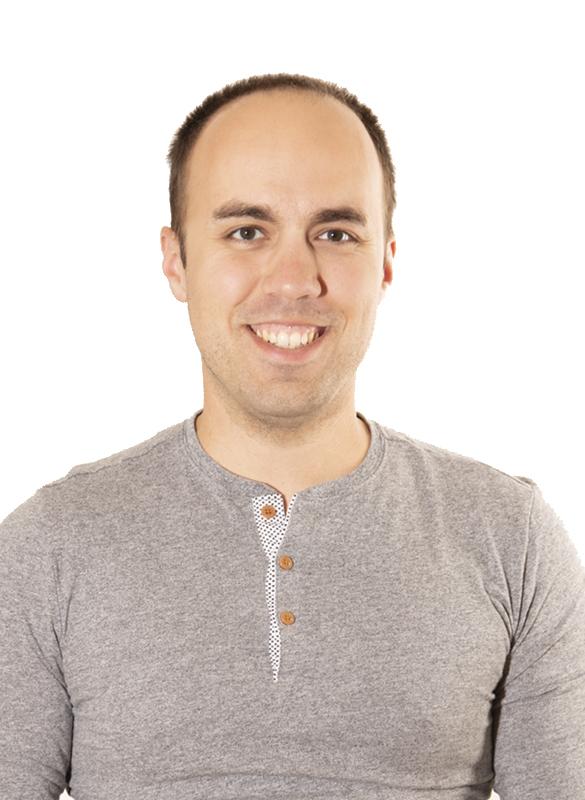 Kenny Côté  Software developer