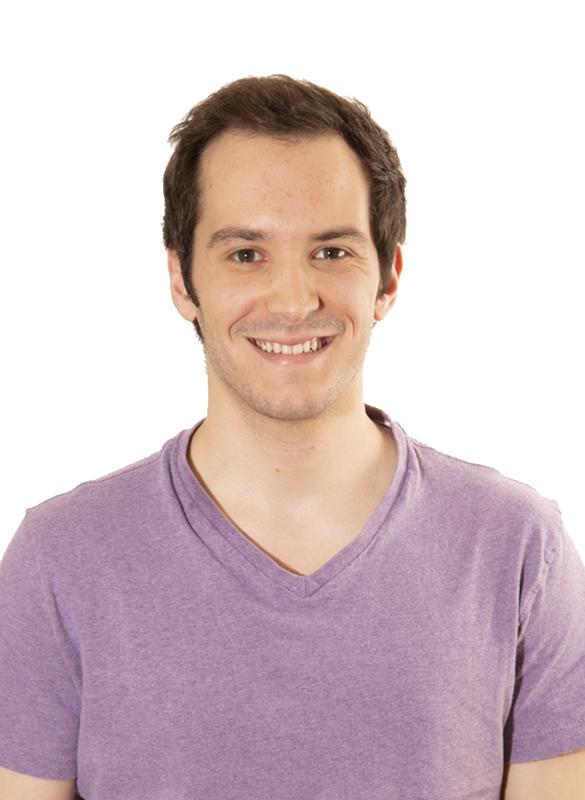 Antoine Cloutier  Software developer