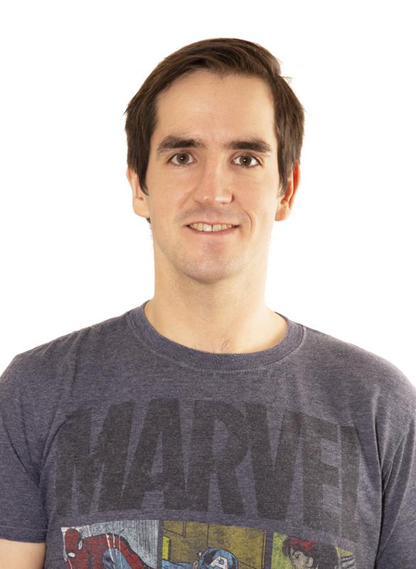 Nicolas Vigneau-Roy  Software developer