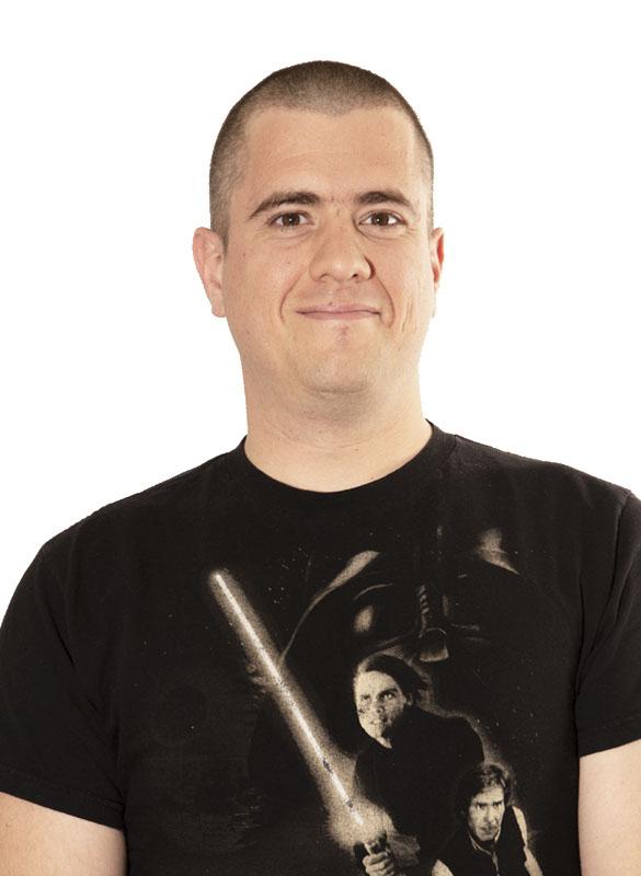 Ghislain Lafortune  Software developer