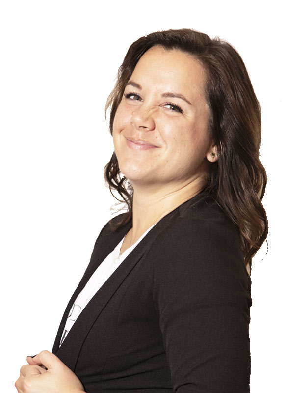 Alexandra Veilleux  Client experience specialist