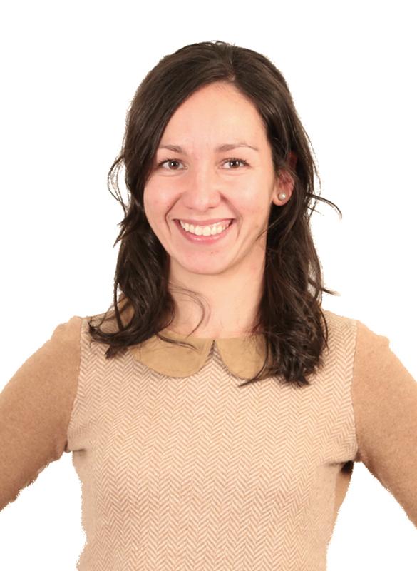 Noémie Breault-Béliveau  Client services director