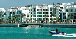 Exclusive residential enclave - Fiabci award winning condo 'Caribbean at Keppel Bay'
