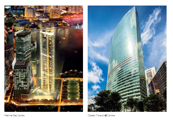 A heritage of excellance - Glimpses of Keppel Land's Best Accomplishments