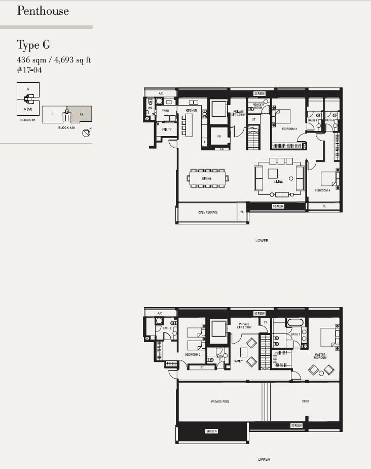 Penthouse Type G