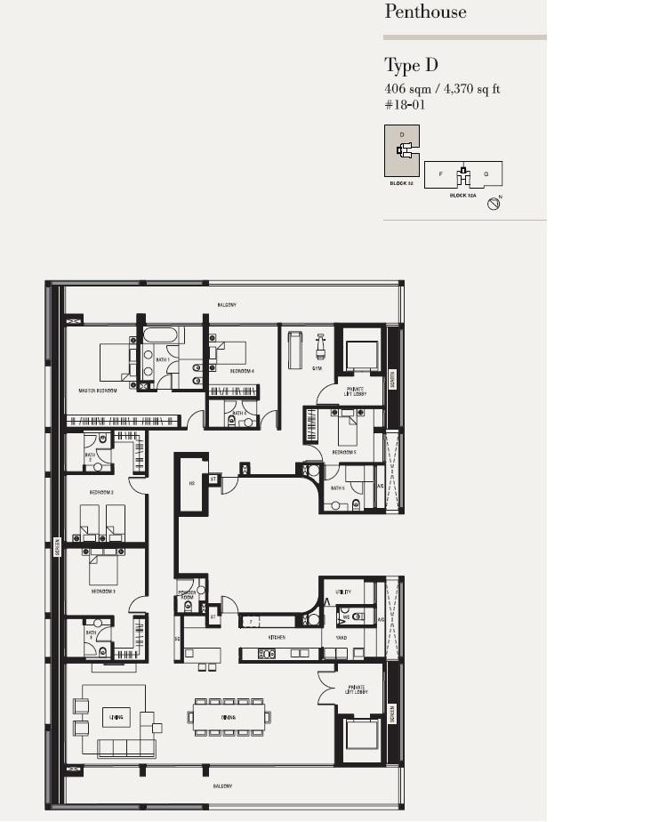 Penthouse Type D