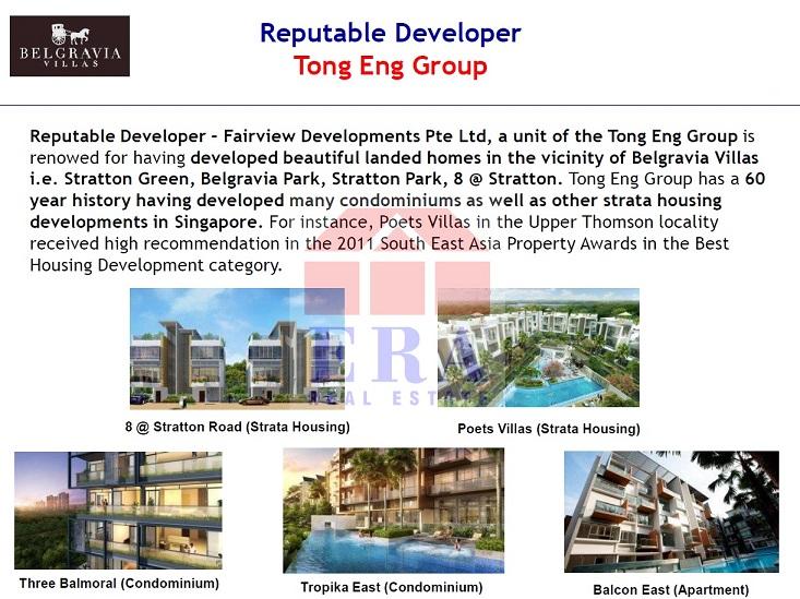 Tong Eng - Belgravia Villas Developer