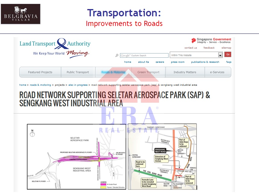 Road Network Support
