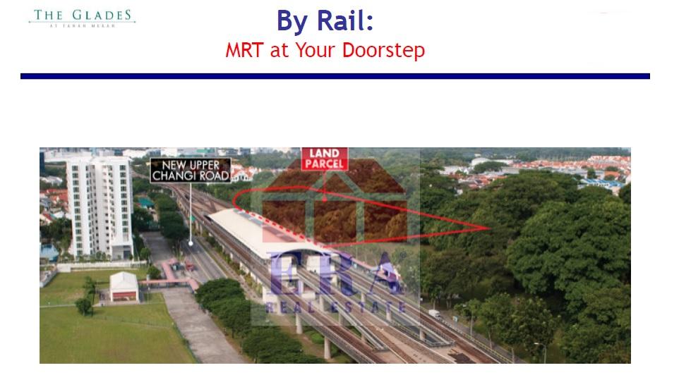MRT Interchange at doorstep