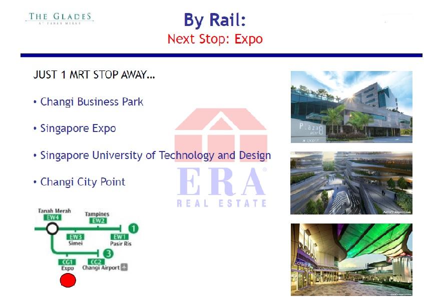 Next MRT Stop - Expo