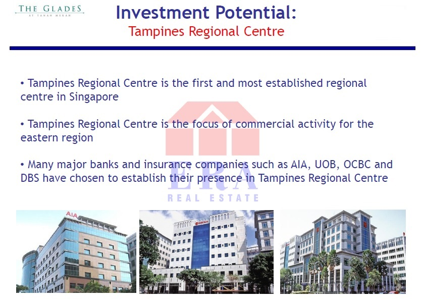 Tampines Regional Centre - more info
