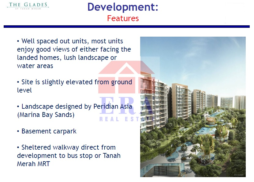 The Glades Development Features