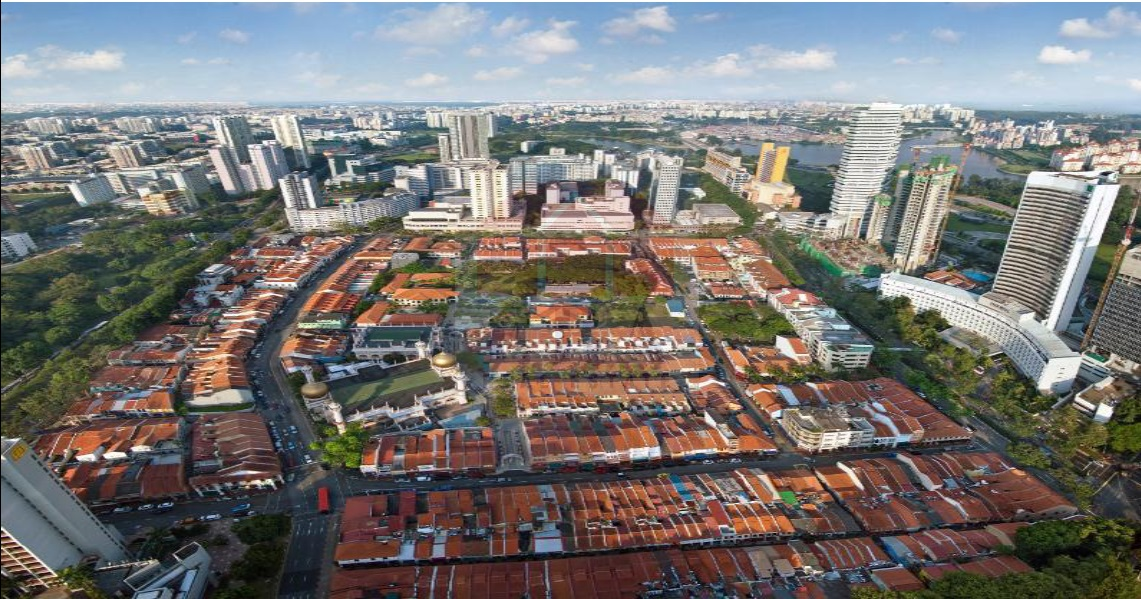 Kampong Glam View