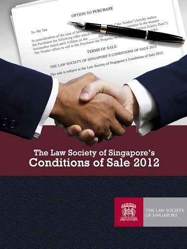 Singapore Law Society Conditions of Sale 2012