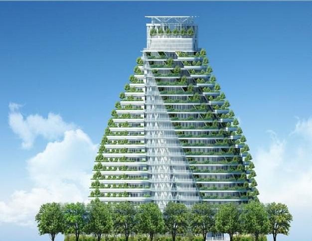 Vincent Callebaut's Architecture