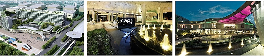 Changi City Point Capri by Fraser Changi City Point