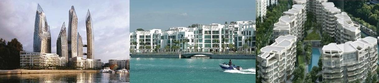 Keppel Land's Award Winning Waterfront Residences - Reflections at Keppel Bay / Caribbean at Keppel Bay / Corals at Keppel Bay