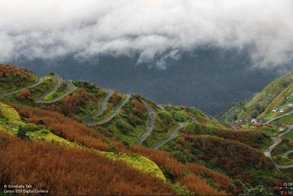 Famous silk route linking China to India by  Somdutta Tah
