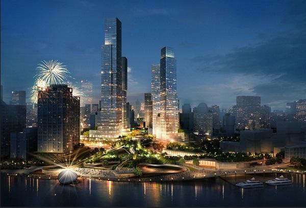 Shanghai by  KuiperCompagnons