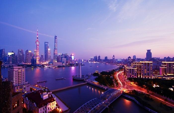 Shanghai by  Jerryang