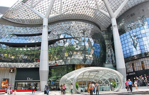 Ion Orchard by  May Wong
