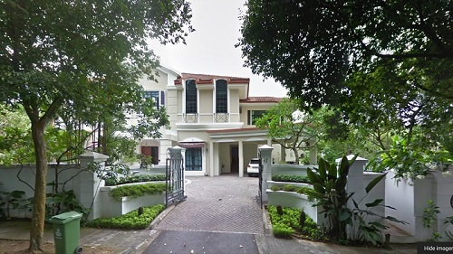 GCB at Pierce Rd - image   © Google Street View