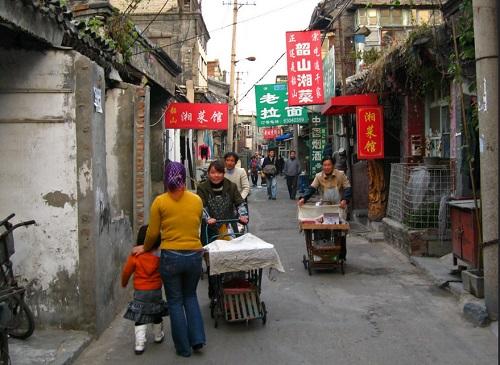 Beijing hutong © Neiljs