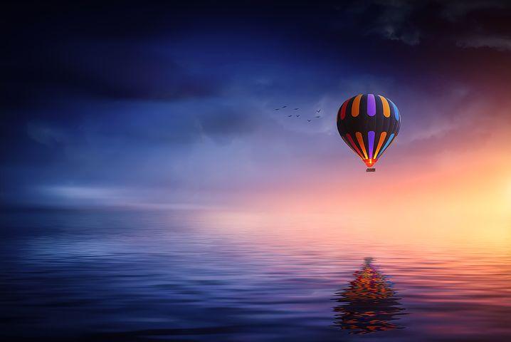 Ballooning up