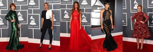 2013 Grammy's