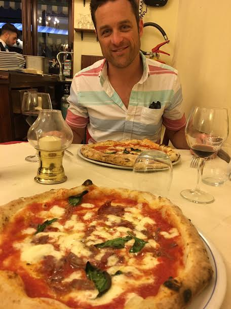 The last night of our trip we had Pizza in Naples at the home of the original Margherita Pizza! Although neither of us ordered the Margherita Pizza. Oops. It was still some of the best pizza we have ever had.
