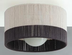 Horizon String Drum Ceiling Fixture