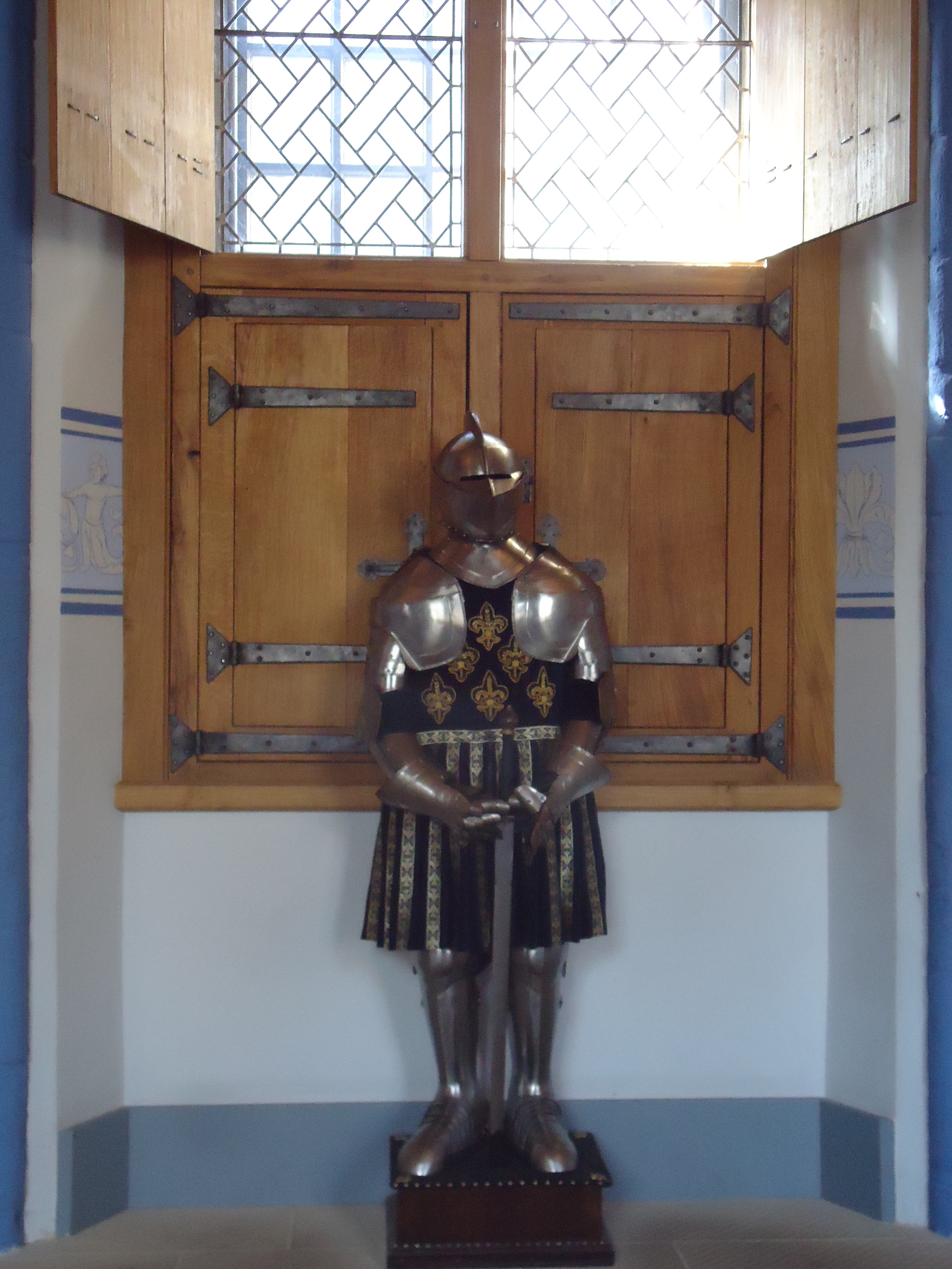 Stirling Castle suit of armor