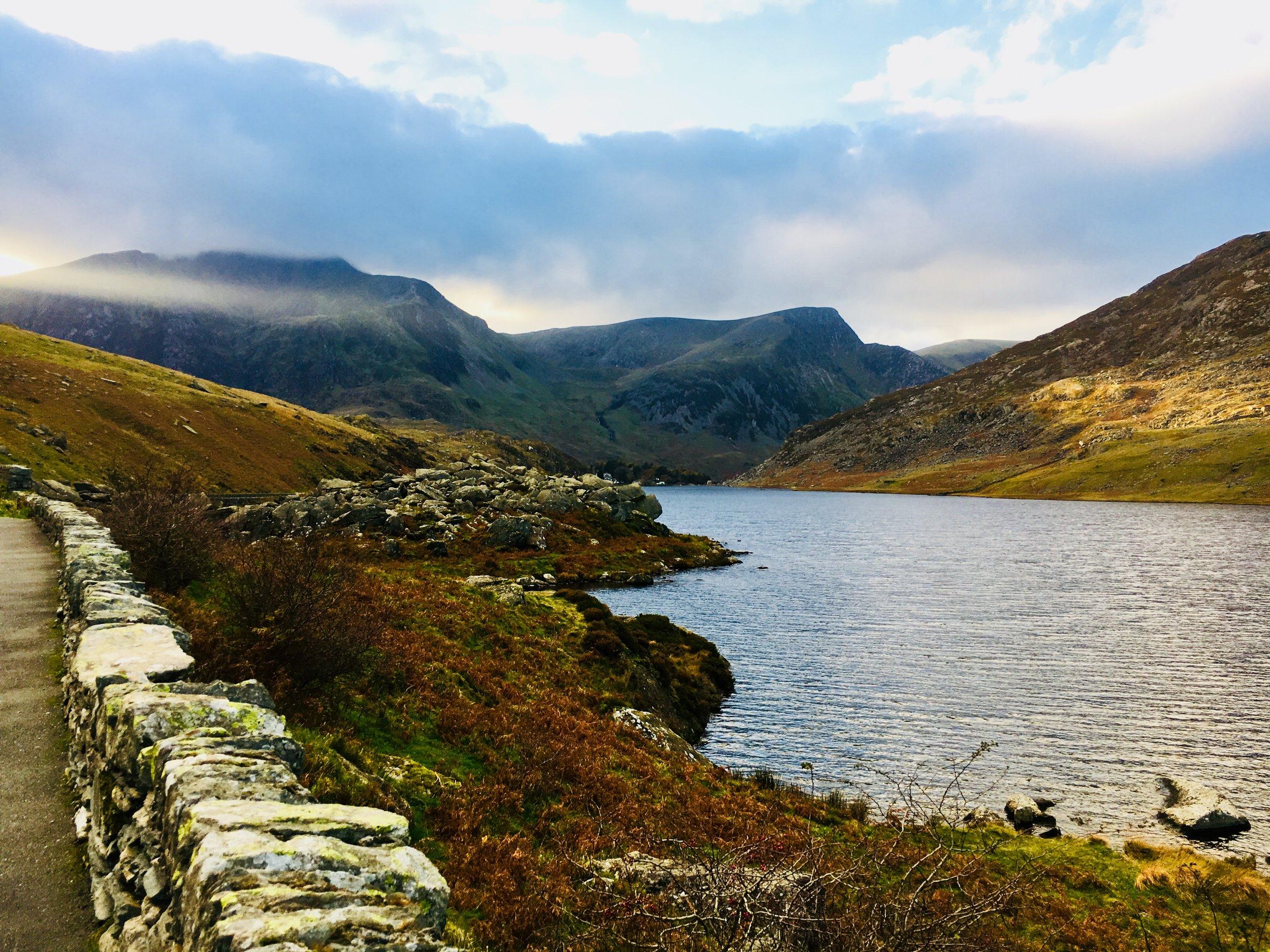Llyn Ogwen, Snowdonia National Park, Wales