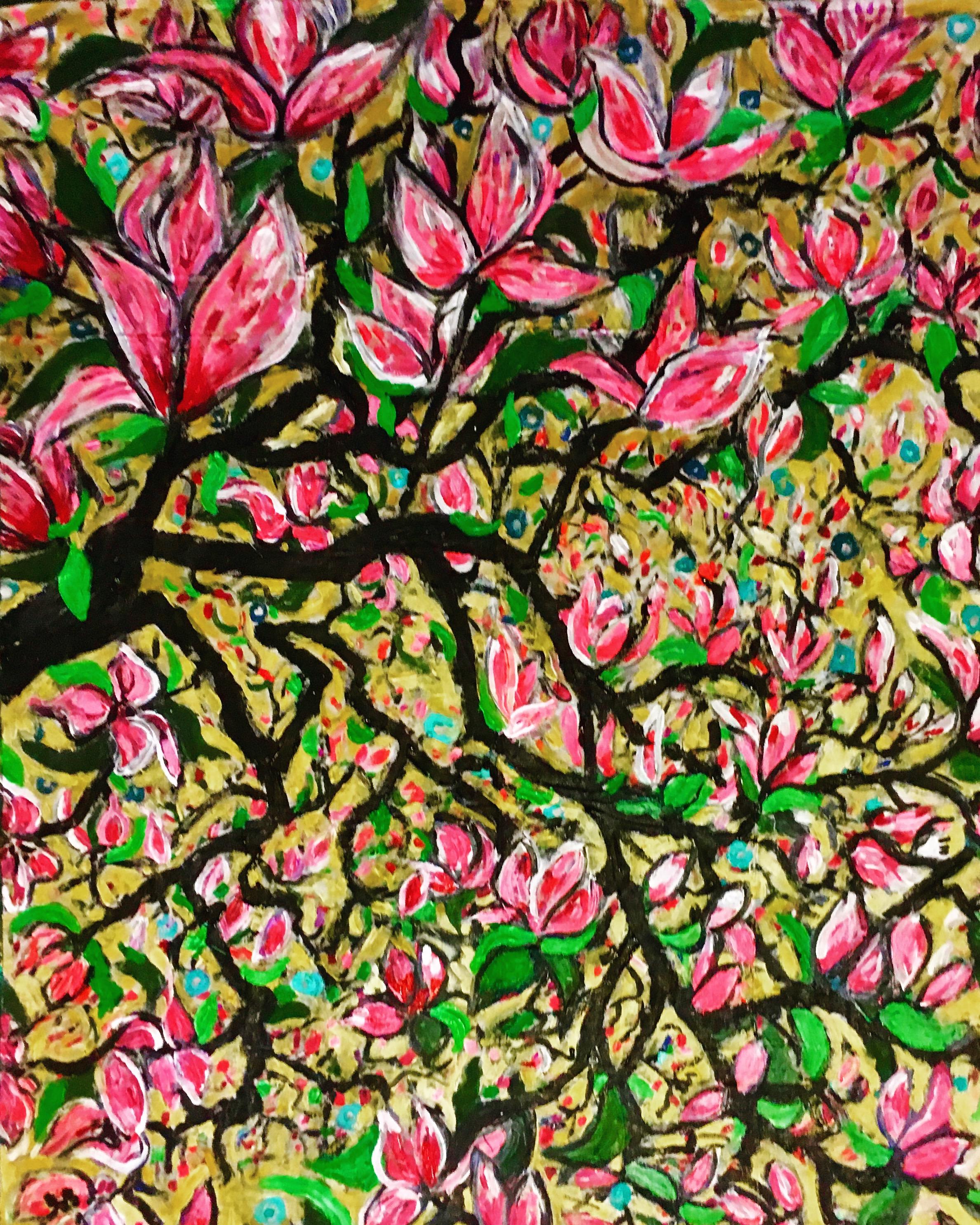 Magnolia Tree (Opening)