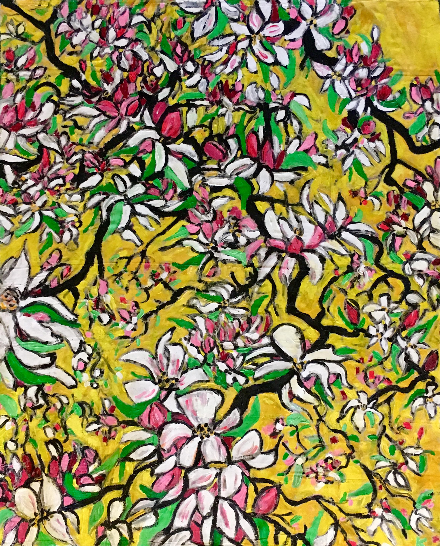 Magnolia Tree (Peaking)