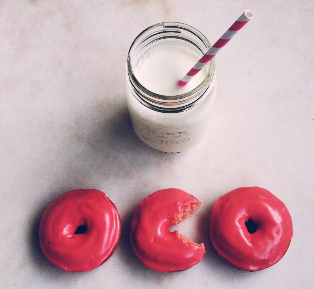 Strawberry Milkshake Doughnuts.png