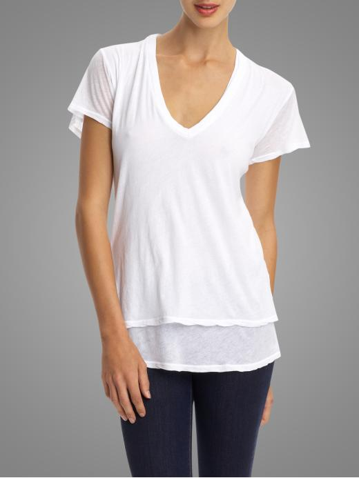 Monrow double tissue v-neck tee.jpg