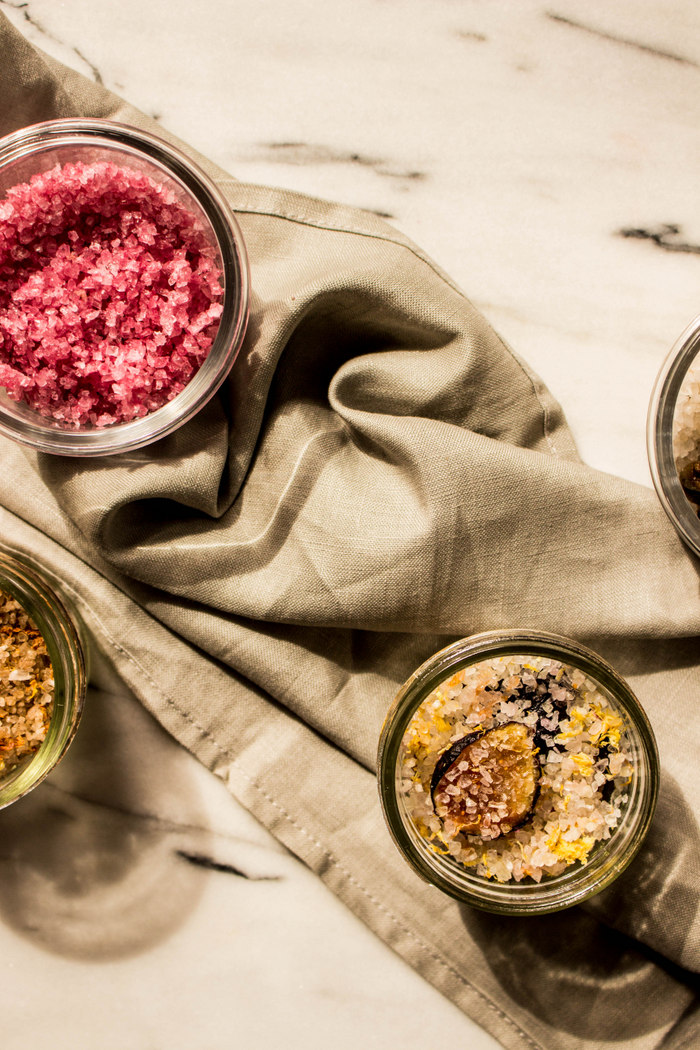Infused Finishing Salt || Local Haven