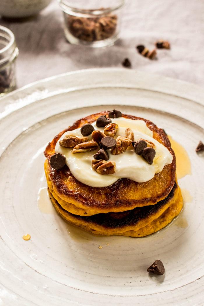 Squash Pancakes with Greek Yogurt + Pecans-11.jpg