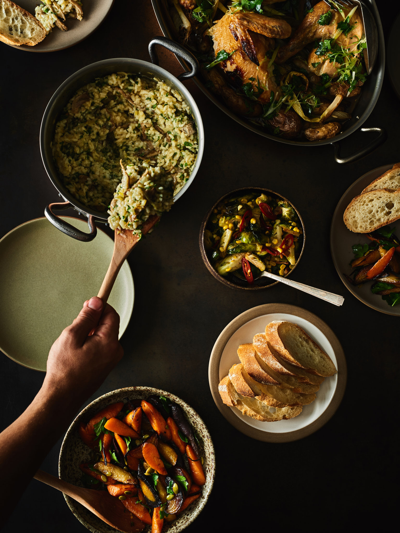 Fall Cooking with Falk