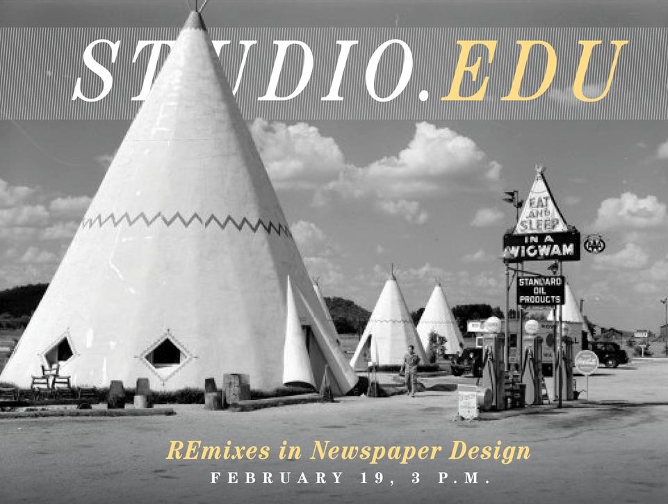 REmixes in Newspaper Design